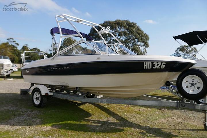 Bayliner 180 BOWRIDER Boats for Sale in Australia - boatsales com au
