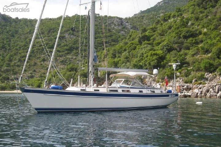 HALLBERG-RASSY Boats for Sale in Australia - boatsales com au