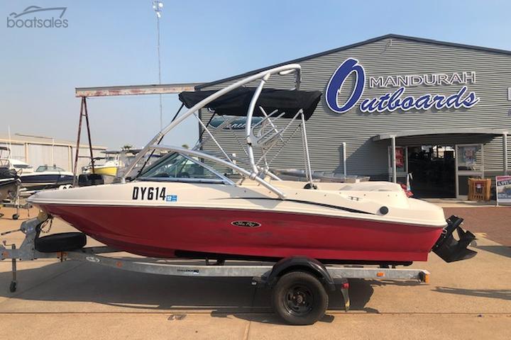 SEA RAY 175 SPORT Boats for Sale in Australia - boatsales com au