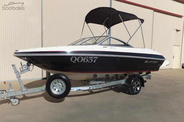 Used LARSON Boats for Sale in Victoria - boatsales com au