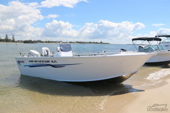 QUINTREX 460 RENEGADE SC Boats for Sale in Australia