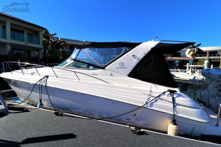 RIVIERA M370 SPORTS CRUISER Boats for Sale in Australia - boatsales