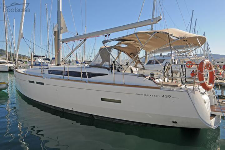 JEANNEAU Boats for Sale in Australia - boatsales com au