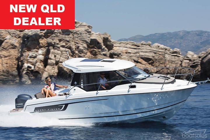 JEANNEAU Merry Fisher 795 Boats for Sale in Australia