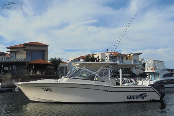 GRADY-WHITE Boats for Sale in Australia - boatsales com au