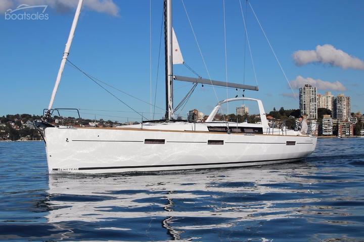 Beneteau Oceanis 45 Boats For Sale In Australia Boatsales Com Au