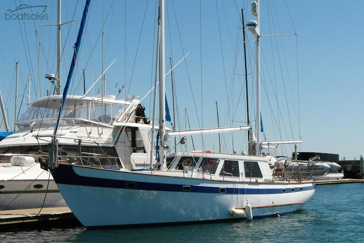Carbineer 46 PILOTHOUSE KETCH Boat for Sale in Australia