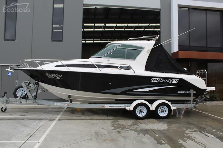 WHITTLEY SL 26 SEA LEGEND Boats for Sale in Australia - boatsales com au