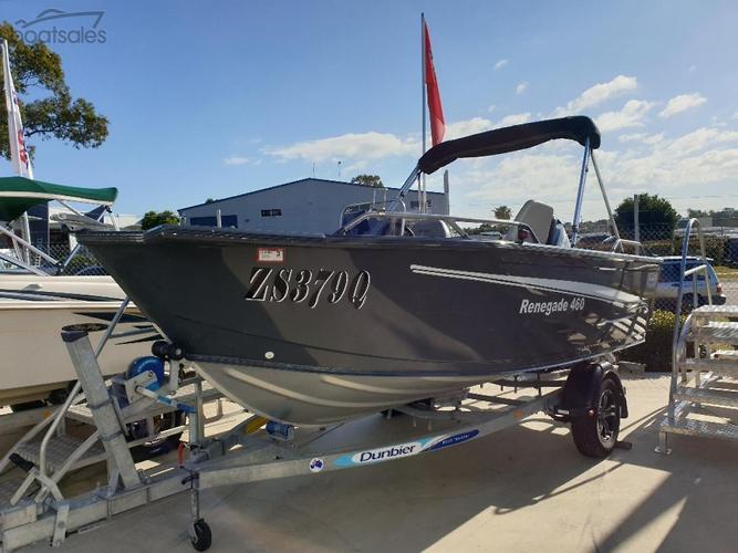 Stessco Renegade 460 Boats for Sale in Australia - boatsales