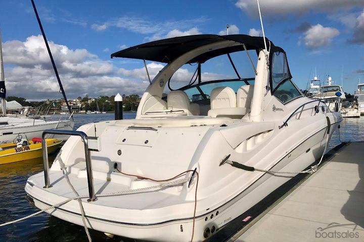 SEA RAY 375 SUNDANCER Boats for Sale in Australia