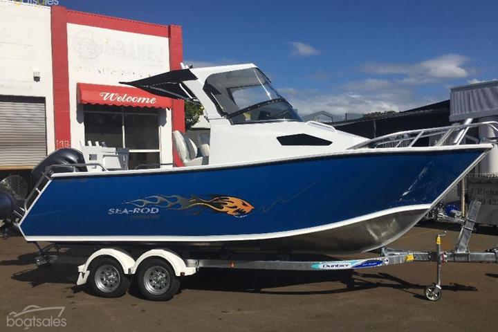 FORMOSA SEA-ROD OFFSHORE 620 CENTRE CABIN Boat for Sale in
