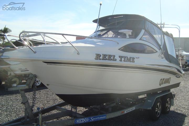 WHITTLEY CRUISER 550 Boat for Sale in Australia - boatsales