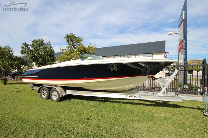 Used CHRIS CRAFT Boats for Sale in Australia - boatsales com au