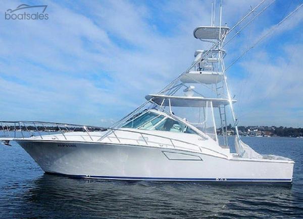 Happy Sea World Charter Fishing Boats For Sale Australia