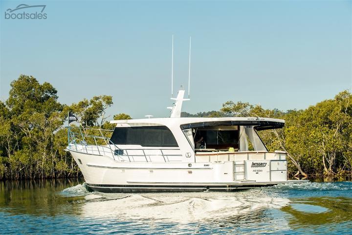 INTEGRITY 440 Sedan Boats for Sale in Australia - boatsales