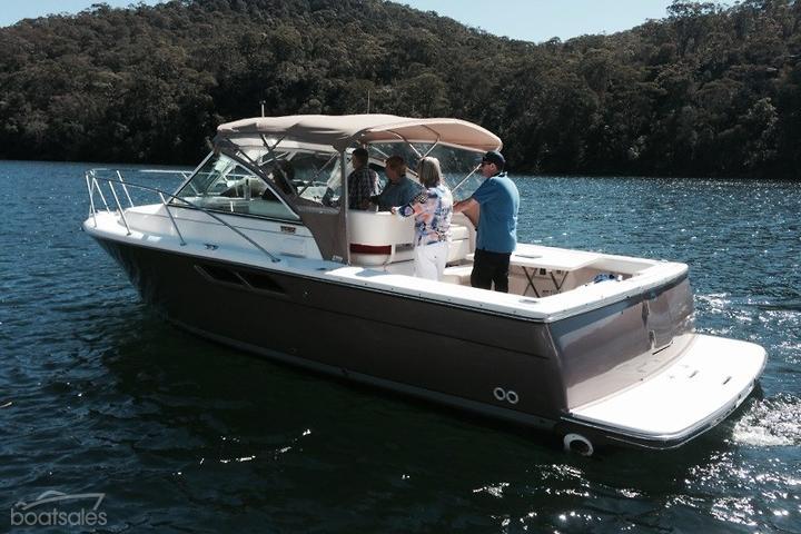 TIARA Boat for Sale in Australia - boatsales.com.au on