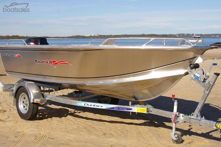 ANGLAPRO Chaser 424 SPEC Boats for Sale in Australia