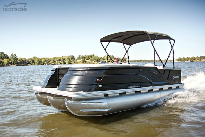 Pontoon Boats For Sale In Australia Boatsales Com Au