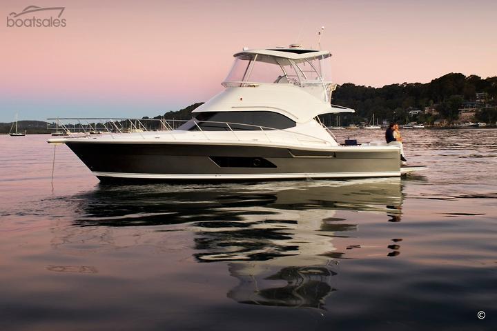RIVIERA 43 OPEN FLYBRIDGE SERIES II Boats for Sale in Australia