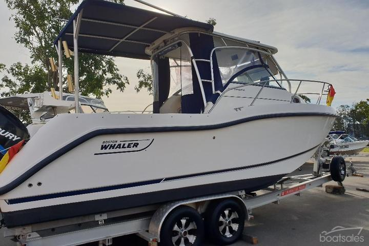 BOSTON WHALER 255 CONQUEST Boats for Sale in Australia