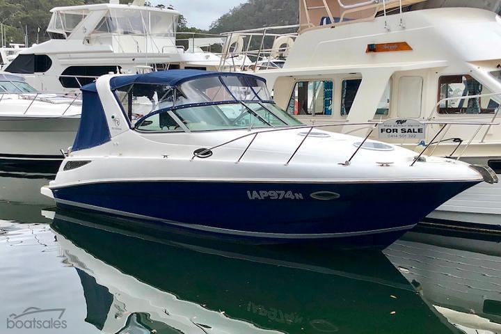 RIVIERA M290 SPORT CRUISER Boats for Sale in Australia