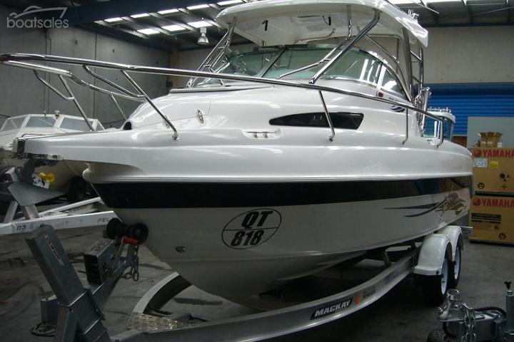 New HAINES HUNTER Boats for Sale in Australia - boatsales com au