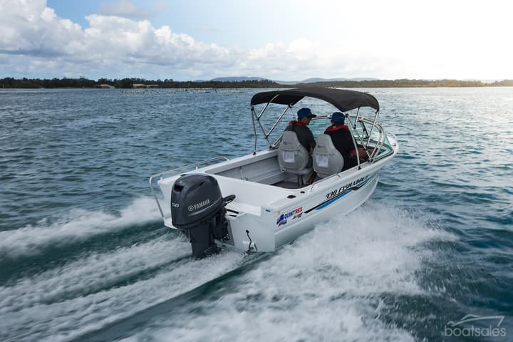 QUINTREX 430 FISHABOUT Boats for Sale in Australia
