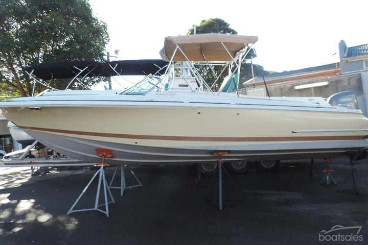 CHRIS CRAFT Launch 25 Boats for Sale in Australia
