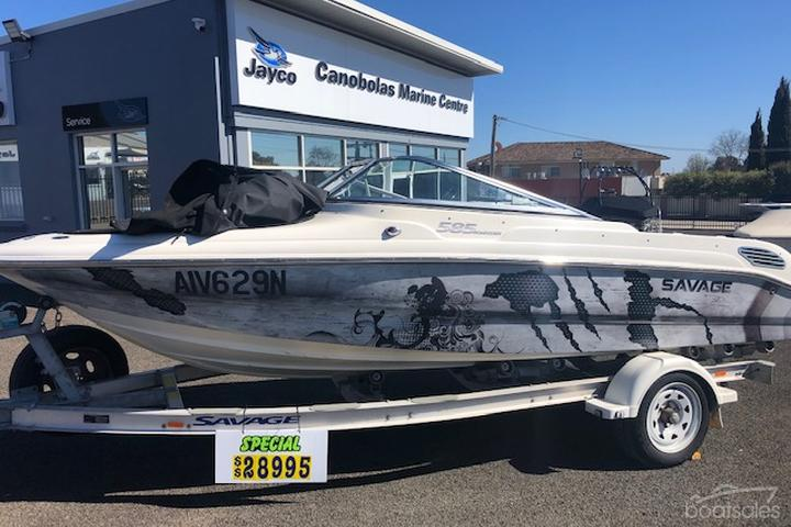 Savage Boats for Sale in Australia - boatsales com au