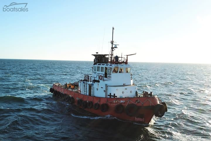 TUG Boats for Sale in Australia - boatsales com au