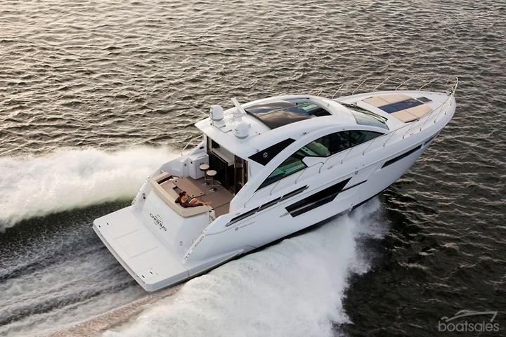 Cruisers Yachts 54 CANTIUS Boats for Sale in Australia