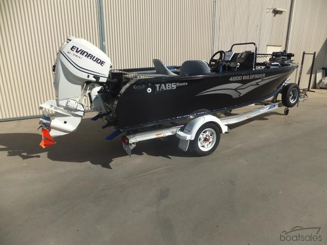 Tabs WILDFISHER Boats for Sale in Australia - boatsales com au