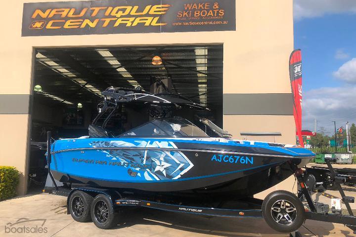 Nautique SUPER AIR G21 Boats for Sale in Australia