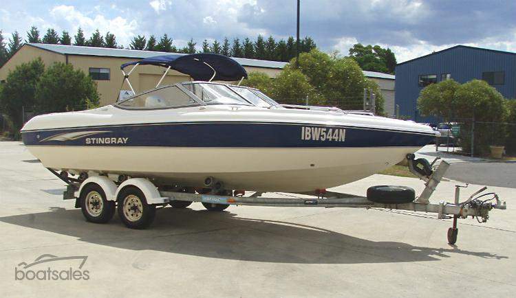 STINGRAY Boats for Sale in Australia - boatsales com au