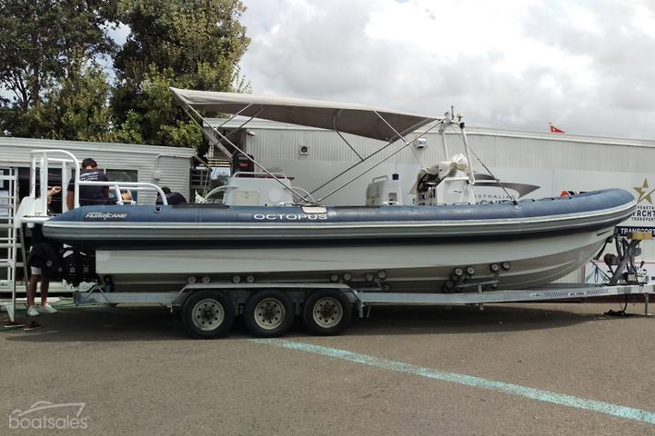 ZODIAC MILPRO Boats for Sale in Australia - boatsales com au