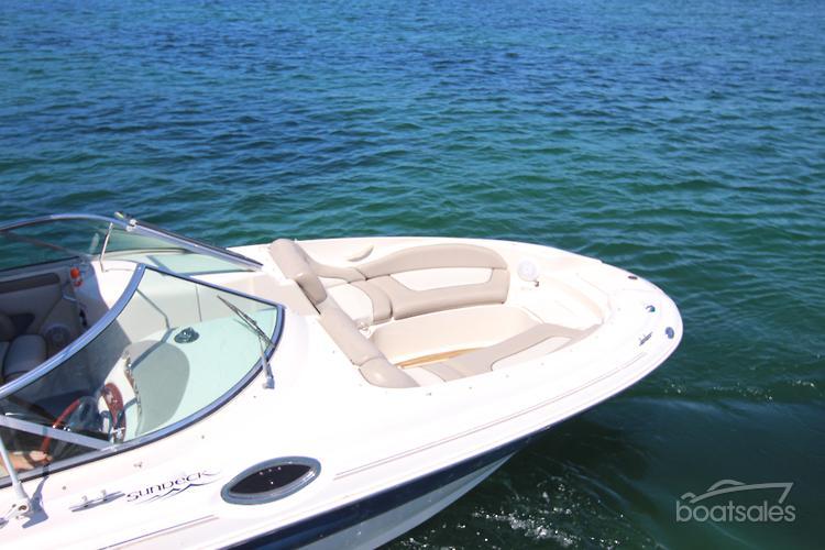SEA RAY 270 SUNDECK Boats for Sale in Australia - boatsales com au