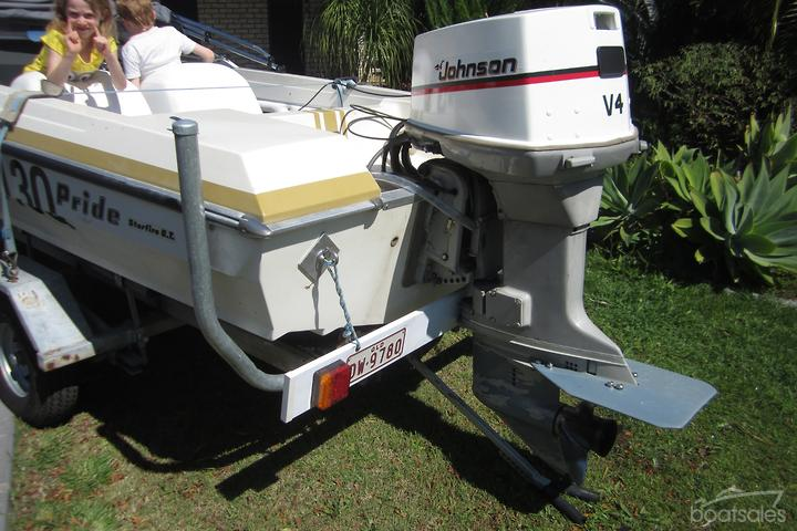 PRIDE STARFIRE GT Boat for Sale in Australia - boatsales com au