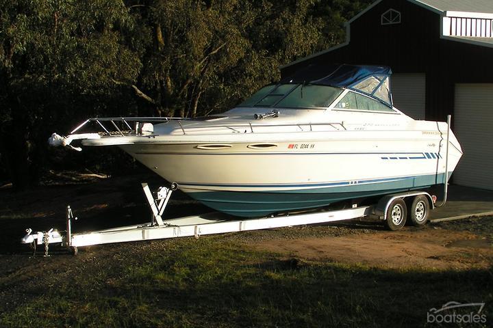 SEA RAY Cuddy Cabin Boats for Sale in Australia - boatsales