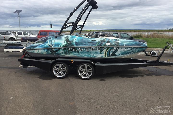 SEA-DOO Bowrider Boats for Sale in Australia - boatsales com au