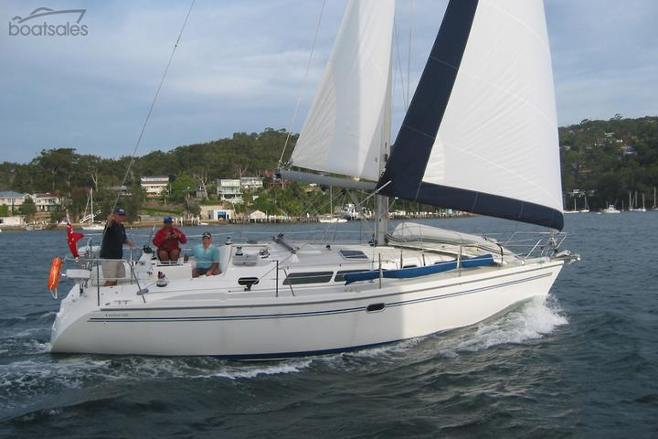 Catalina Yachts Boats for Sale in Australia - boatsales com au