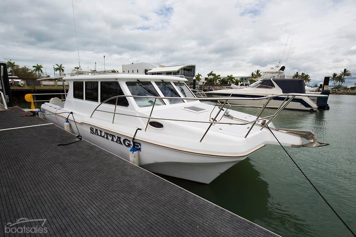 COUGAR CAT Boats for Sale in Australia - boatsales com au