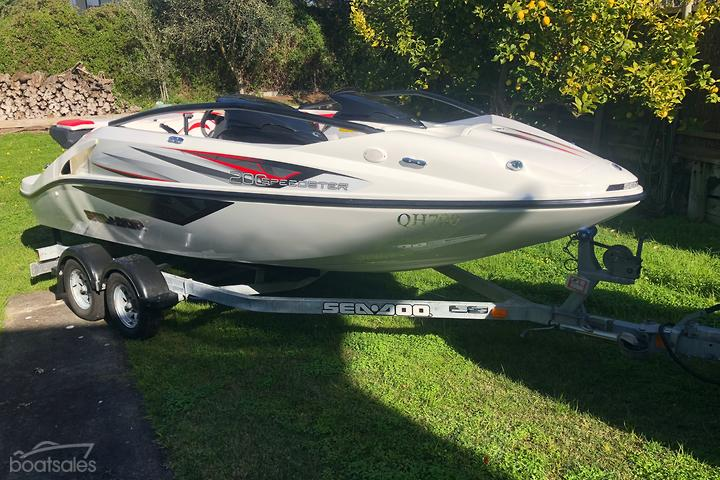 SEA-DOO Boats with Length In Meters Between 5m & 7m for Sale