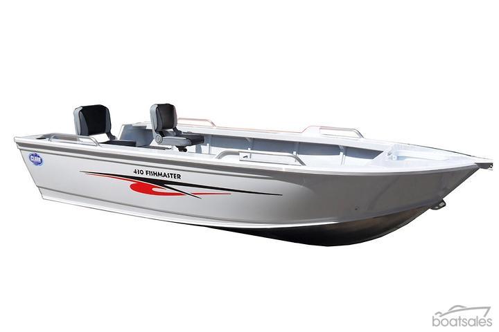 CLARK 4 30 Fishmaster (tiller) Boat for Sale in Australia