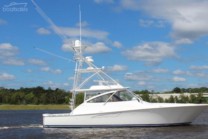 Viking Yachts Power Boats for Sale in Australia - boatsales com au