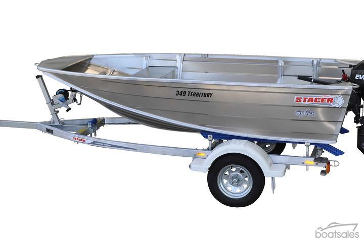 STACER 349 Territory Striker Boats for Sale in Australia - boatsales