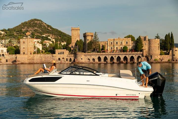 Bayliner VR6 Cuddy OB Boat for Sale in Australia - boatsales