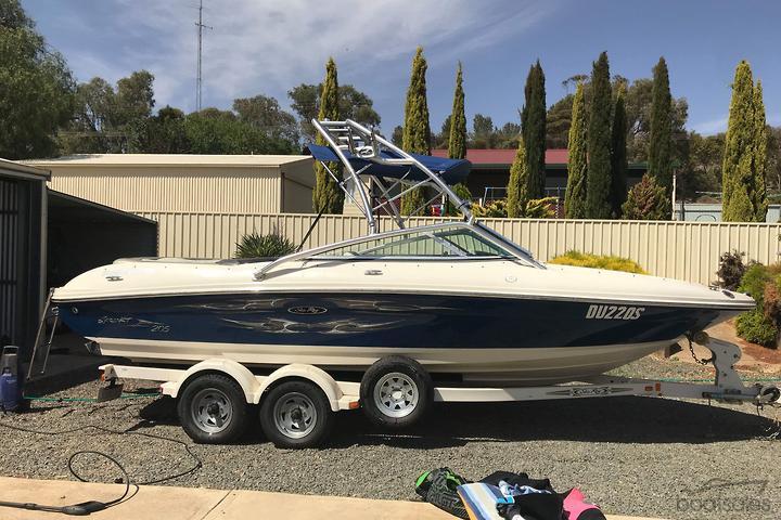 SEA RAY Bowrider Boats for Sale in Australia - boatsales com au