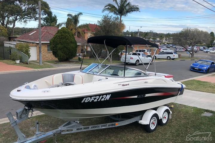 SEA RAY Bowrider Boats for Sale in Australia - boatsales com au