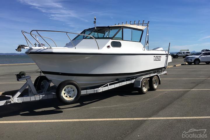 Used Catalina Coaster Boats for Sale in Australia - boatsales com au