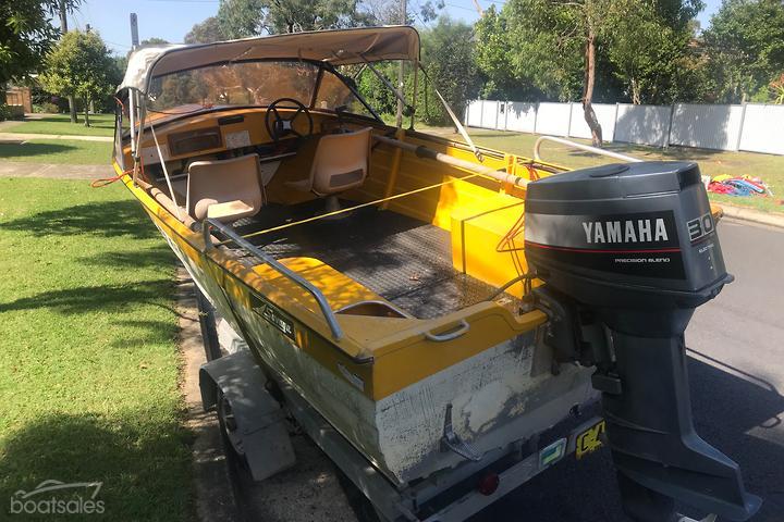 Savage 430 RANGER Boat for Sale in Australia - boatsales com au